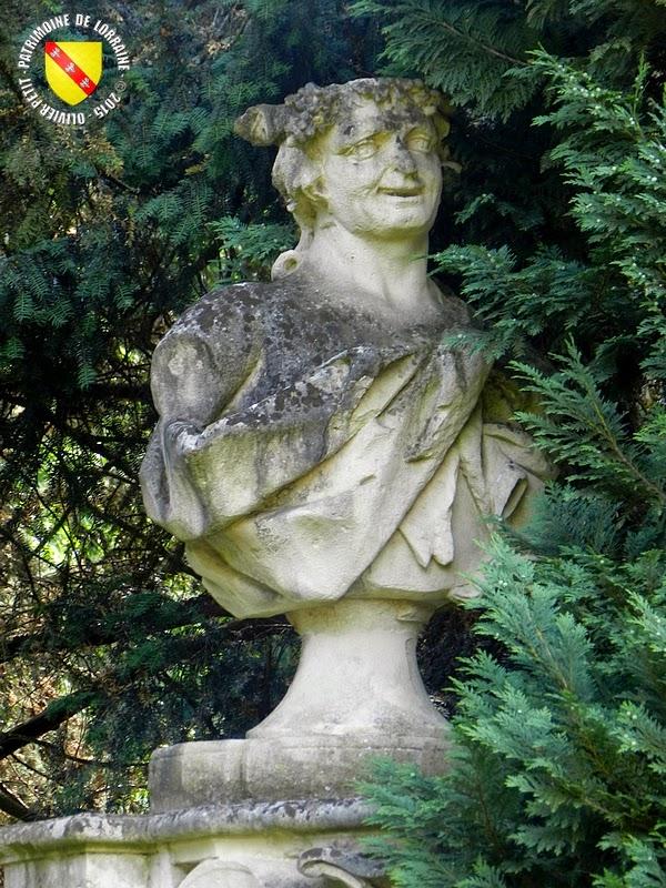 NANCY (54) - Portique du Parc de la Pépinière