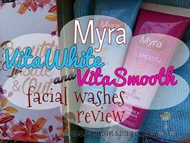 Myra Facial Wash Product Review #Unilab #VitaminE #Skincare #Myra