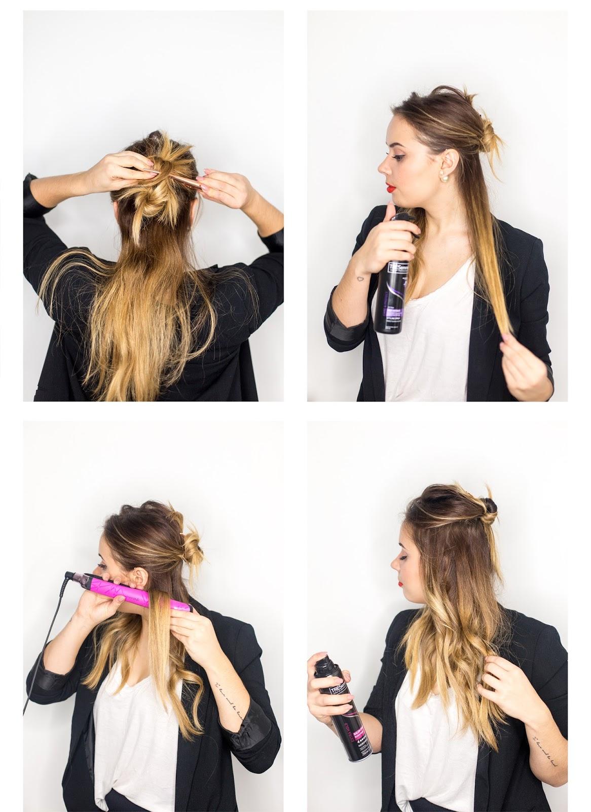 The Perfect No Fuss Date Night Hairstyle Suzie Bonaldi