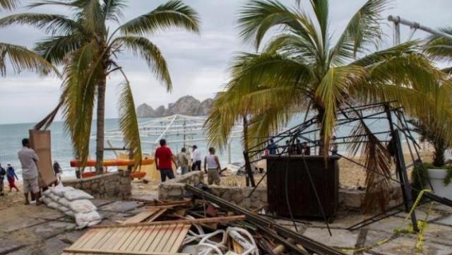 AGEN BOLA - Serangan Badai Newton di Meksiko Tewaskan 2 Orang dan 3 Hilang