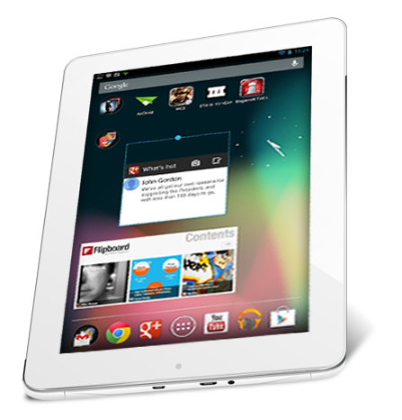 Tablet Advan Vandroid T3B