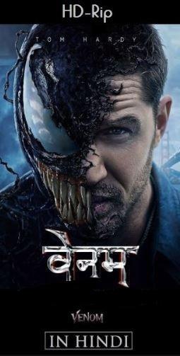 Venom (2018) Hindi