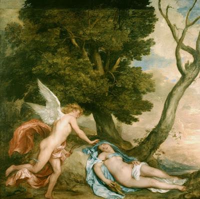 Amor y Phique, 1639-1640