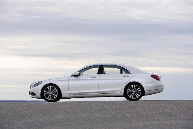 Mercedes-Benz Clase S 450 2018