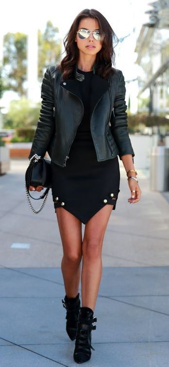 Nail Edgy Style with this Fool Proof Outfit Formula