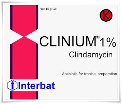 Clinium gel untuk jerawat