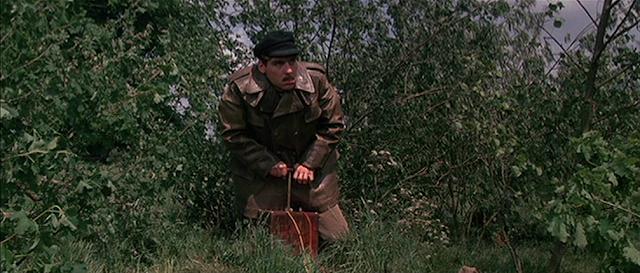 Daniel Peacock als junger Clouseau