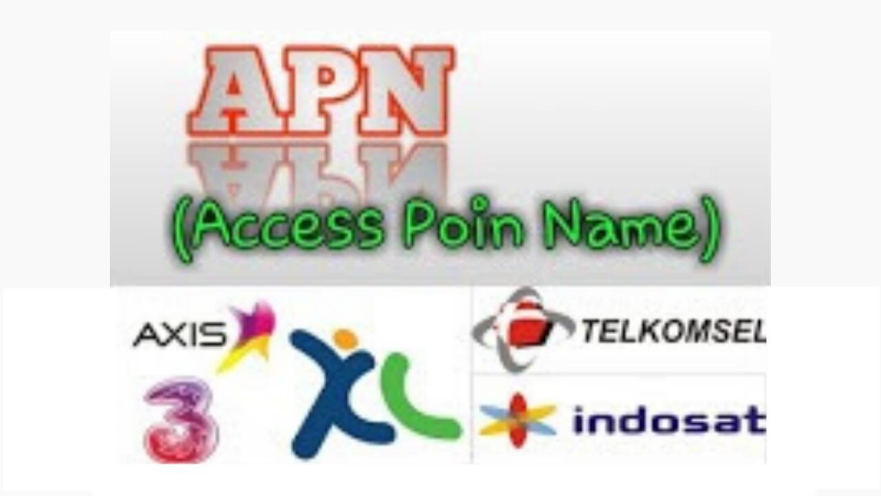 Mengatasi koneksi internet lemot dengan mengganti APN