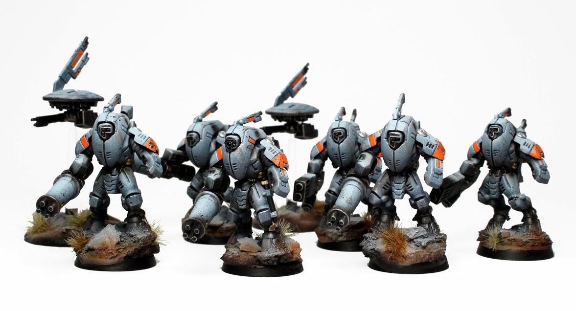 Commander War Paint  Color Camo