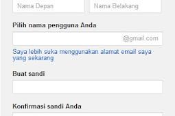 Cara Membuat Akun Email Gmail