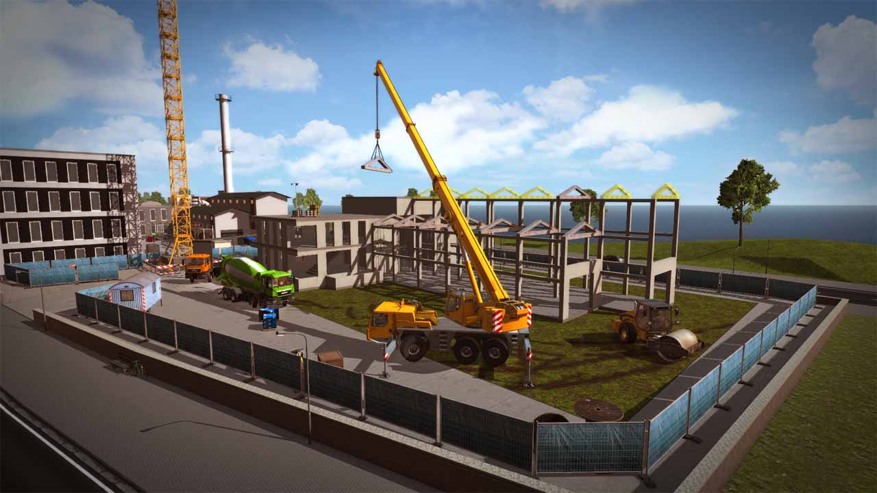 تحميل لعبة Construction Simulator 2015 برابط مباشر + تورنت