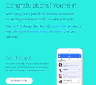 facebook-creators-community-join-sucessful