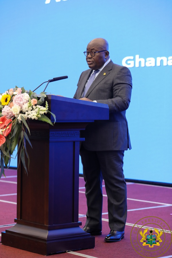 President Akufo-Addo Honoured In Rwanda For Free SHS