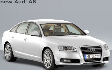 Audi A6 Luxury Car Prices