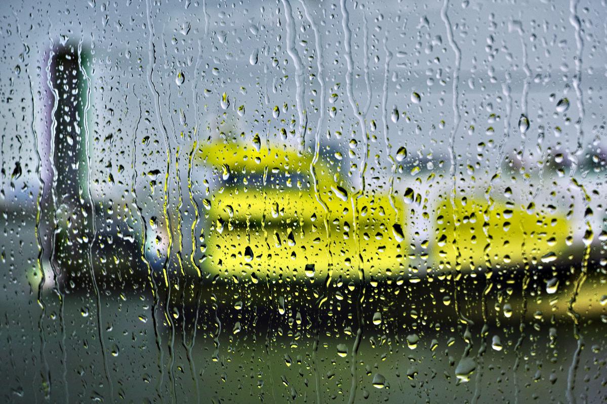 #1 Regen in Cuxhaven