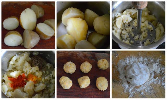 Punjabi Aloo Paratha recipe/ Easy stuffed Aloo paratha