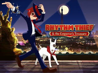 Download Rhythm Thief & the Emperors Treasure 3DS ROM