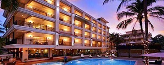 Holiday Romance and Serenity : Hotel Review Golden Tulip Goa