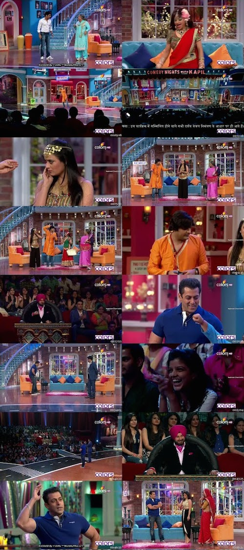 Comedy Nights With Kapil 12th July Full Episode
