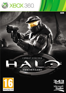 Halo Combat Evolved Anniversary (X-BOX360) 2011