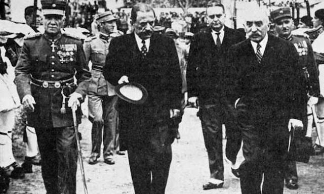 10 Οκτωβρίου 1935: Στρατιωτικό πραξικόπημα καταλύει το δημοκρατικό πολίτευμα στην Ελλάδα