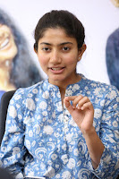 Sai Pallavi looks super cute in plain dress at her interview in Telugu about movie Fidaa ~ Exclusive Celebrities Galleries 038.JPG