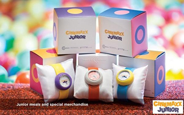 Cinemaxx Junior Merchandise