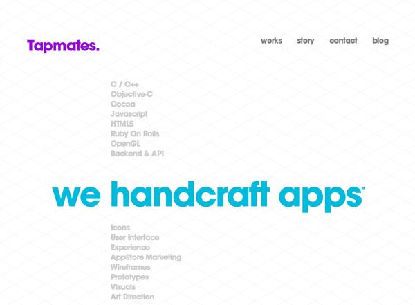 TAPMATES INC - Desain Web Keren