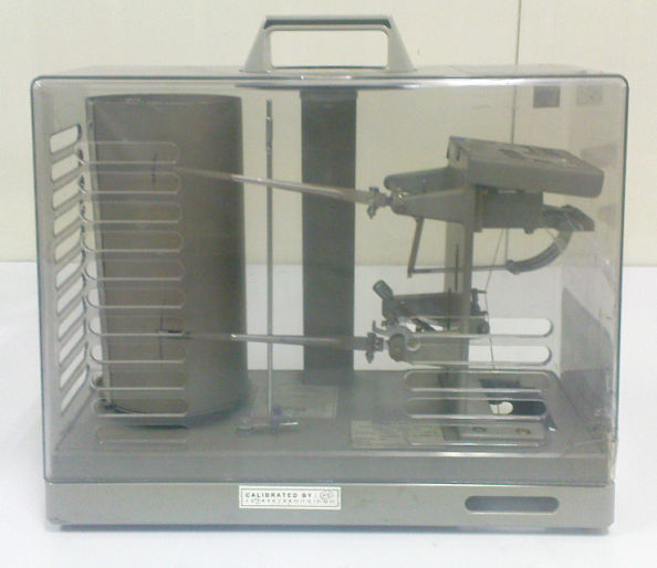 Higrometer portabel manual