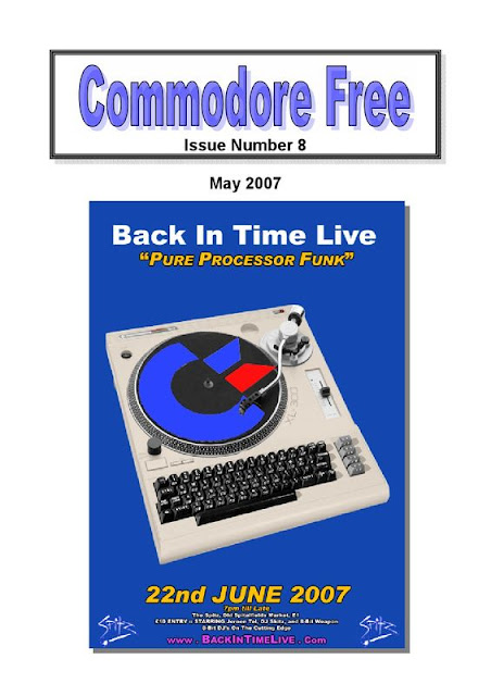 Commodore Free Magazine #008 (008)
