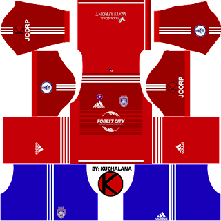 JDT 2016 Away Kits