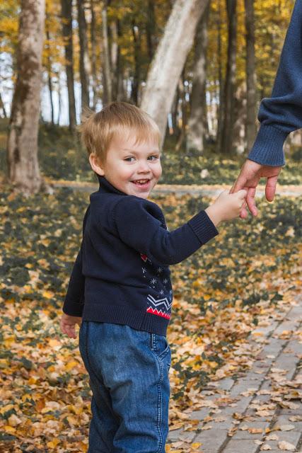 детская осення фотосессия обнинск