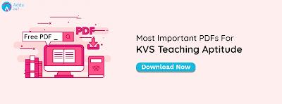 KVS FREE PDF 2017