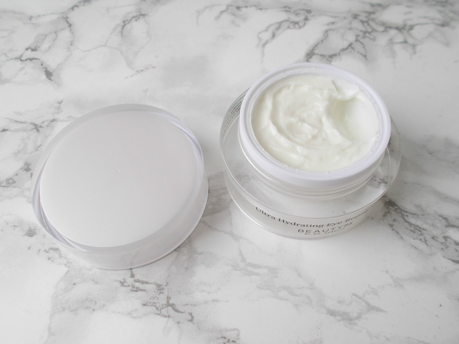 BeautyRX by Dr. Schultz skincare ultra hydrating eye repair cream review