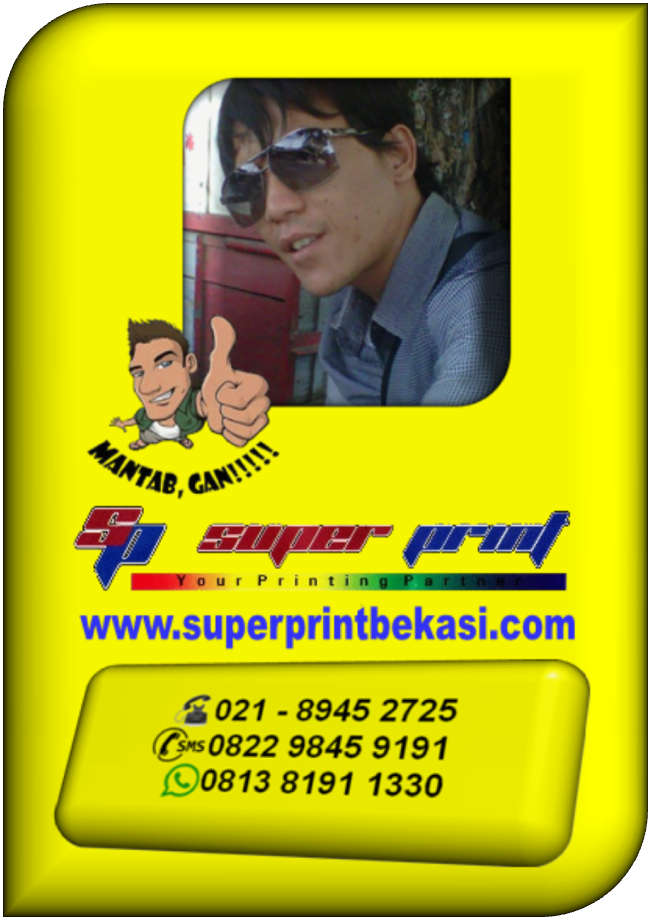 ARYA LUTHFI SUPERPRINT