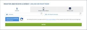 Cara Daftar Dan Mendapatkan Bonus New Deposit 100% 1XBET