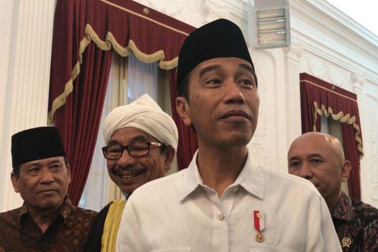 Disebut Anti Ulama, Ini Sanggahan Jokowi