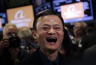 """""""Jack Ma, fundador de Alibaba"""""""