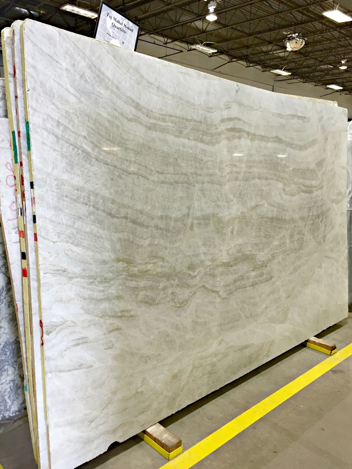 quartzite that looks like marble