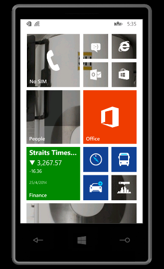 CLARENCE CHNG: Screen Mirroring your Windows Phone 8 1 on your PC!