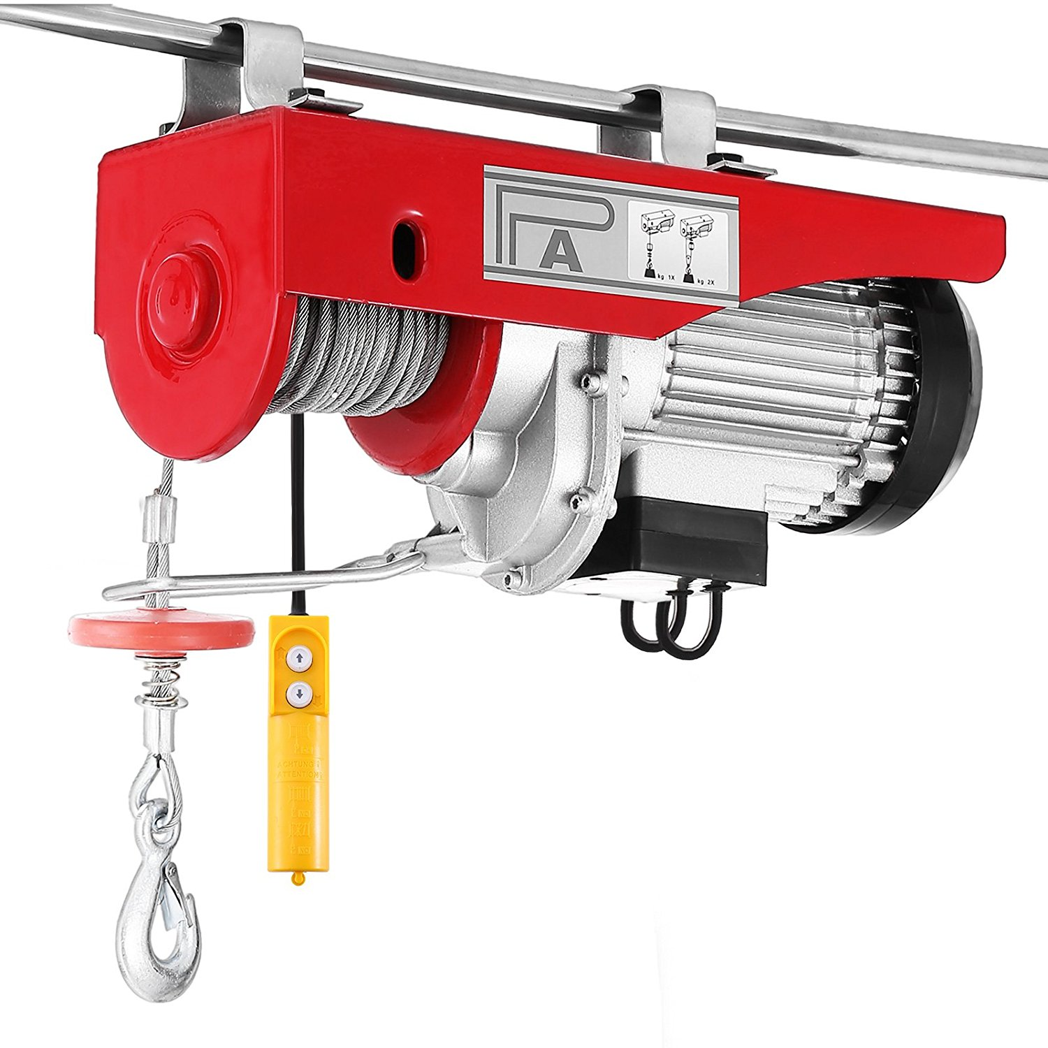 Electric Cable Hoist 110v : Automot success ☂ best auto lift introduction and