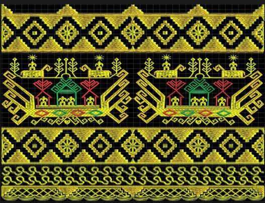 Tapis Batik Lampung Kualitas Terbaik