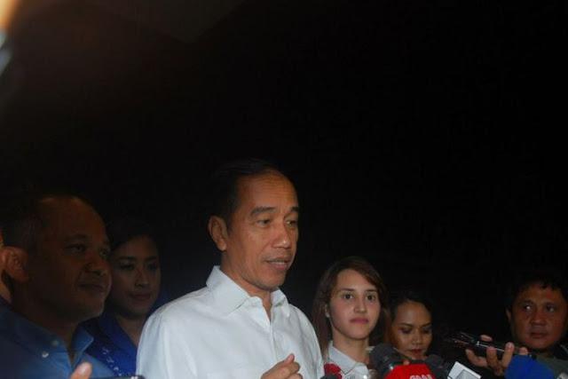 Jokowi Ingin Tabok Pihak yang Menudingnya PKI