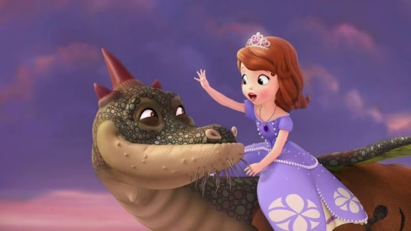 Watch Sofia the First Dare to risk it all song  performed by Mandy Moore (Rapunzel), written by John Kavanaugh, Craig Gerber, Michael G. Stern, video feature Princesses Sofia and Amber