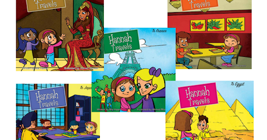 Review: Hannah Travels Books