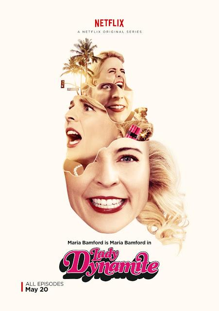 Lady Dynamite (2016-) ταινιες online seires xrysoi greek subs