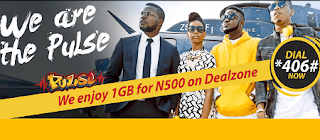 Get MTN 2GB Data For N1000, 300MB For N150 or 100MB for N100