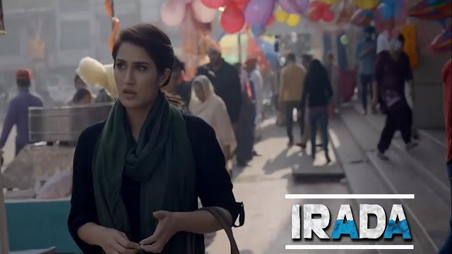 Irada 2017 Movie Sagarika Ghage HD Wallpaper