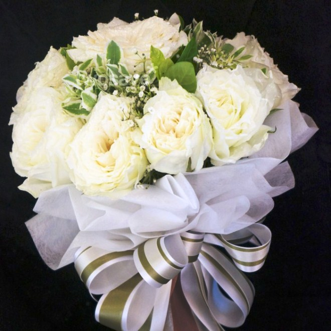 Buket Bunga Pengantin_Bunga Pernikahan Cantik Dan Indah 201702