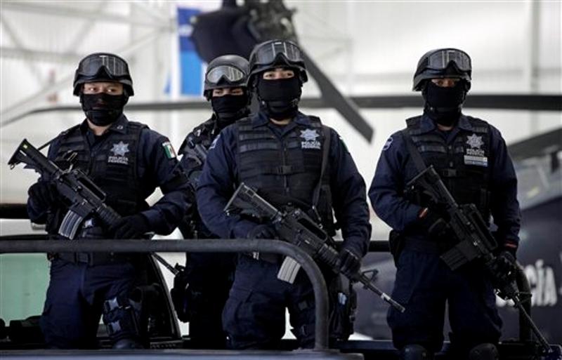 Regresan federales a Tamaulipas